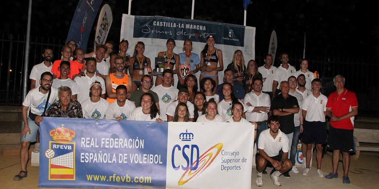 CV Majadahonda, campeón de España de clubs Sub 21